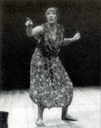Deirdre Donnelly in Boesman and Lena