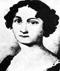Varvara Petrovna, Turgenev's mother