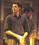 Richard Coyle and Lloyd Owen in 'The York Realist'
